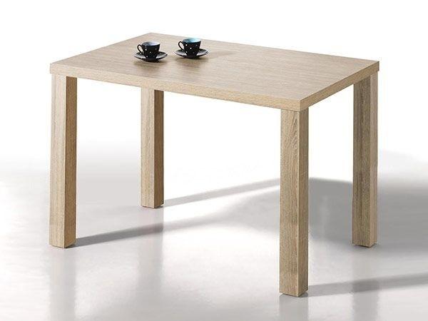 Table cuisine decor sonoma 120x80 cm