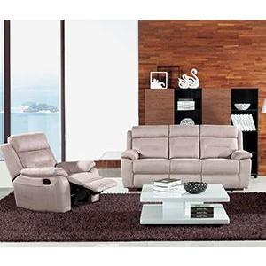 Canapé 3 places et fauteuil microfibre