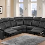 Canapé d'angle 7 places assises