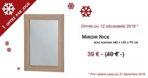 Miroir décoratif pour embellir votre maison