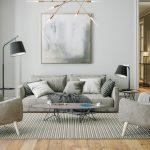 Table de salon ovale en céramique argile