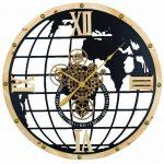 horloges avec engrenages mobiles mondial