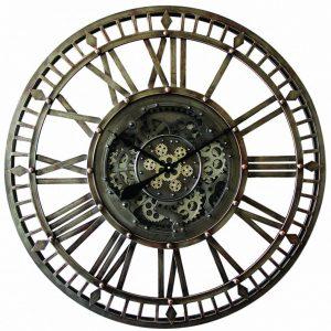horloge avec mécanisme à rotation constante